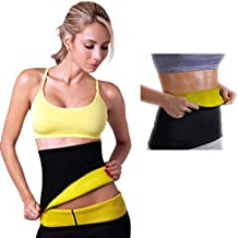 BUY 1 AND GET 1 FREE(Set of 2) Gadgets Appliances Hot Neoprene Waist shapers super stretch waist belt slims corset waist straps for Men & Women (Size XXL) For more clarity in Size See the Size Chart. (Also a Credit Card Holder Free Worth Rs.299)