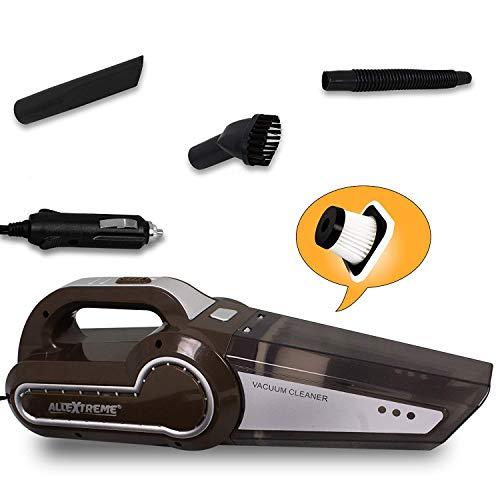 AllExtreme AE-Q8801A Portable Handheld Car Vacuum Cleaner...