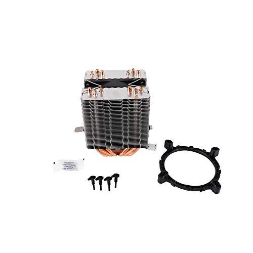 Kaxofang 6 Disipador De Calor del Ventilador del Refrigerador De la CPU De la Computadora De Las TuberíAs para Lag1156 / 1155/1150/775 para