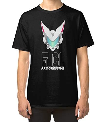 FLCL 2: Progressive Classic Unisex T-Shirt, Ladies T-Shirt, Sweatshirt, Hoodie