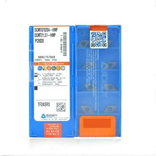 new arrival ZIMING--1 DCMT070204-HMP PC9030 Carbide new arrival Inserts outlet sale New 10PCS online