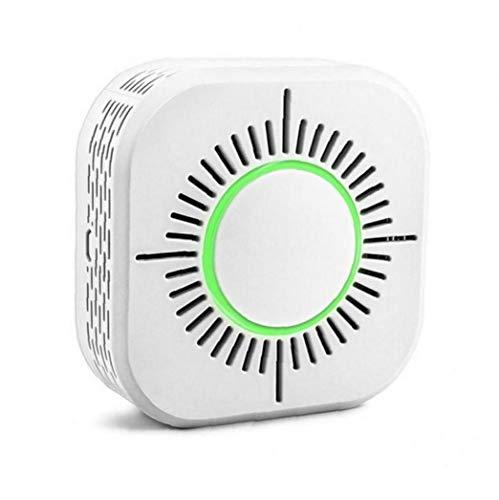 Case&Cover Humo De Los Hogares 433mhz Wireless Sensor De Alarma De Protección contra Incendios Sensor De Trabajo a Domicilio