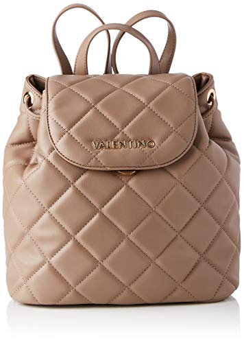 Valentino by Mario Valentino VBS3KK12 Mujer MOCHILA, Taupe, Normal