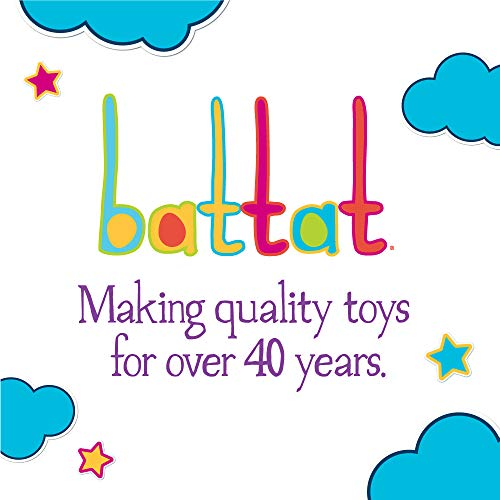 Battat – Take-Apart Airplane – Colorful Take-Apart Toy Airplane for Kids Aged 3 and Up (25pc)