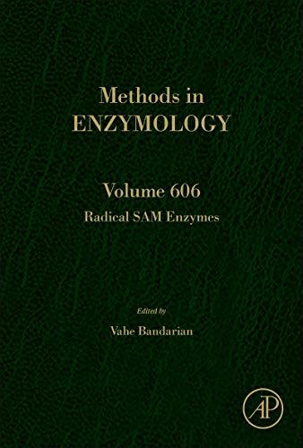 Radical SAM Enzymes (ISSN Book 606) (English Edition)