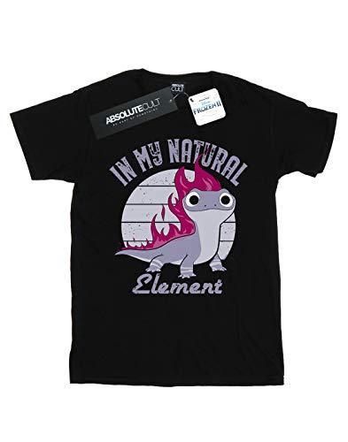 Frozen 2 ragazze Salamander Bruni Element - Maglietta con logo del film Multi confezione da 2 Multi 12-13 Anni