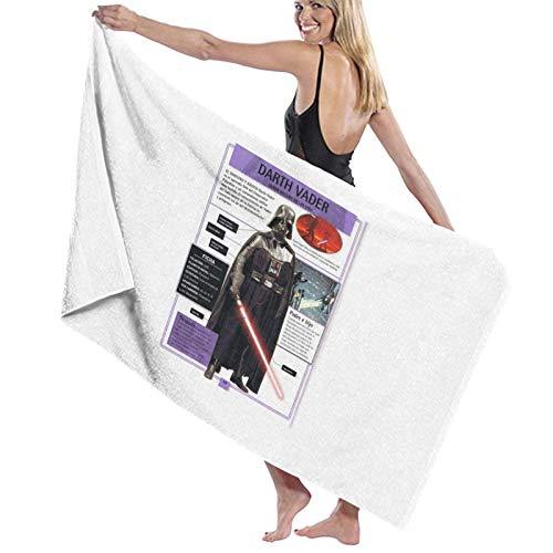 U/K Darth Vader 1 2 - Toalla de baño (secado rápido)