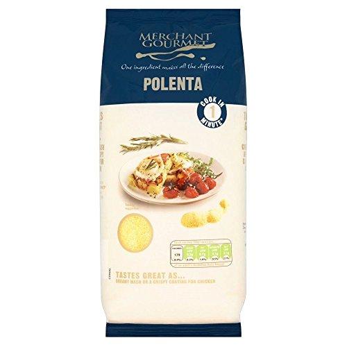 Händler Gourmet One Minute kochen Polenta (500g) - Packung mit 6