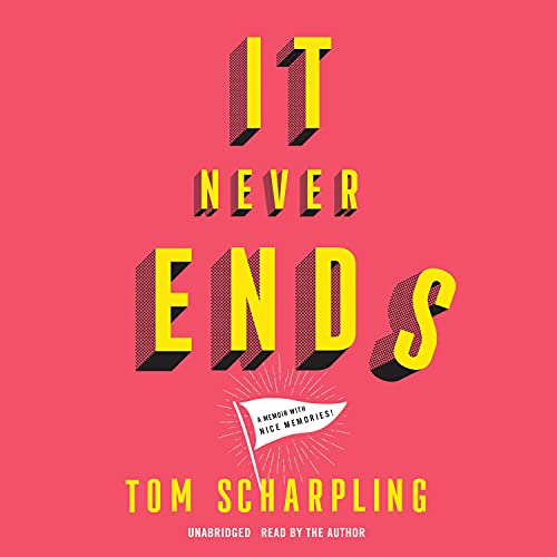 It Never Ends cover art