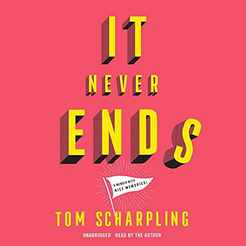 Page de couverture de It Never Ends