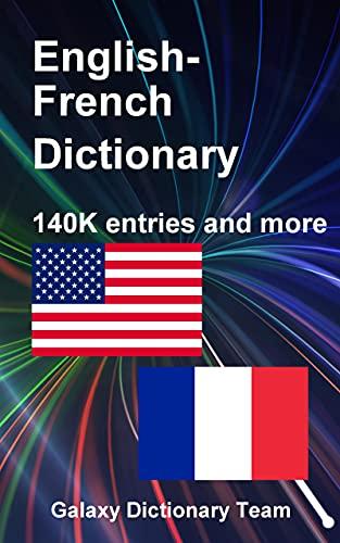 Couverture du livre Dictionnaire anglais français pour Kindle, 140056 entrées: English French Dictionary for Kindle, 140056 entries