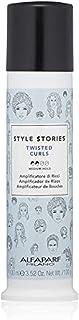 Alfaparf Style Stories Twisted Curls Amplificatore di Ricci, 100ml