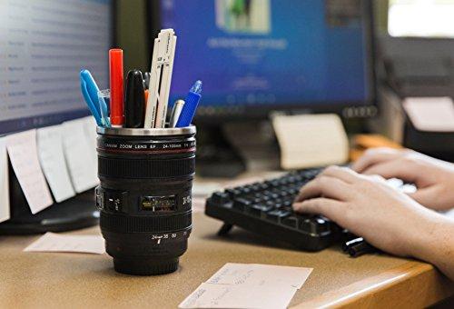 STRATA CUPS Camera Lense Mug