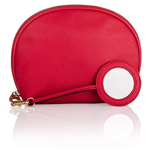 Oriflame Women's Passion Cosmetic Pouch with Mirror and Cool Lavander Perfume, 1ml (29444)