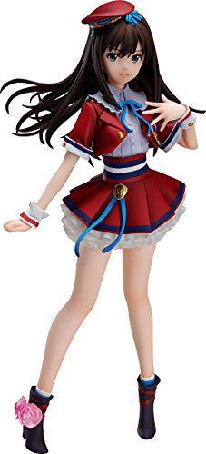 girls generations FREEing The Idolmaster Cinderella Girls: Rin Shibuya (New Generations Version) 1:8 Scale PVC Figure
