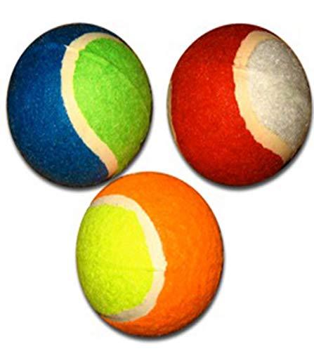 BEACHART 3 Palline Beach Tennis per Racchettone da Spiaggia Colorate
