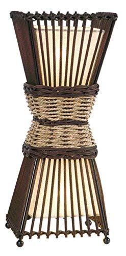 Lámpara de mesa, 2 x E14/40W ⭐