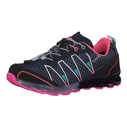 CMP Campagnolo Altak WP Trail Shoes Kinder Navy-pink Fluo-a.Marina Schuhgröße EU 36 2019 Laufsport Schuhe