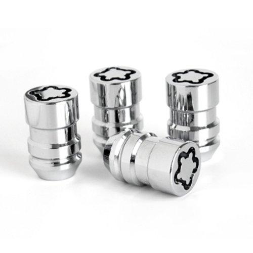 ABC Locks TUE9970 Tornillos Antirrobo para Llantas 12 x 150, L36, Set