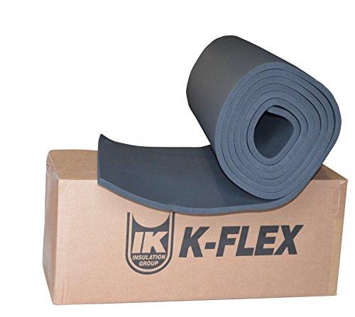 K-Flex ST Platten 19mm Nichtselbstklebend 6qm, vgl (Armaflex,Kaiflex) Autodämmung, Kältedämmung, Rolladenkastendämmung