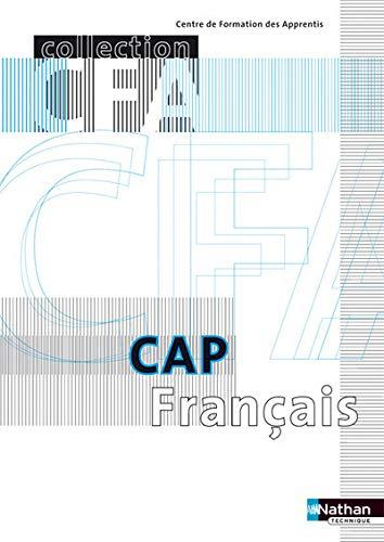 Français CAP en CFA