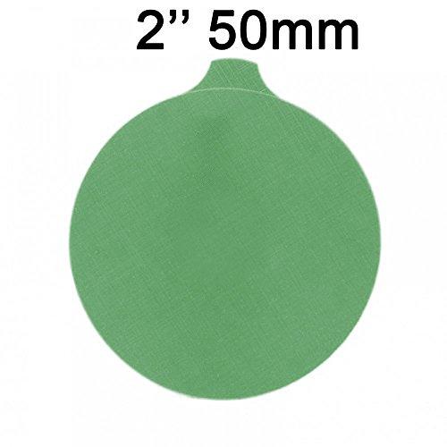 5,1 cm () 50 mm 3 m-A35 Trizact Grueso Disco abrasivo, Disco de Pulido, Psa (Juego de 5 Discos)