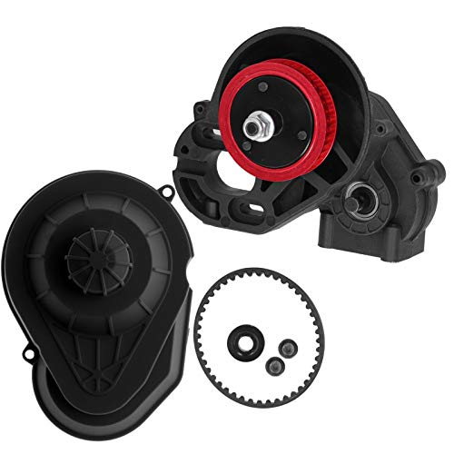 Chanme Accesorios prácticos RC completos y portátiles para entusiastas de los automóviles(Black)