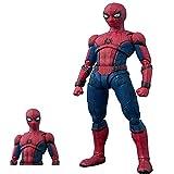 ZHANGH 14cm SHF Spider Man Homecoming El Spiderman Movable PVC Figura De Acción De Colección...