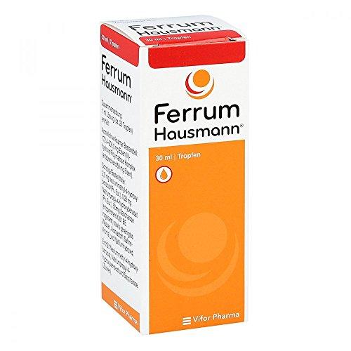 Ferrum Hausmann, 30 ml Tropfen