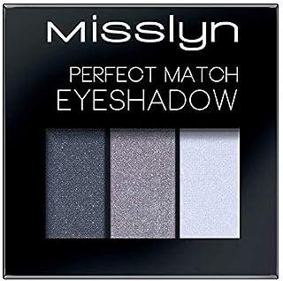 Misslyn Perfect Match Eyeshadow - No.03 Black Velvet