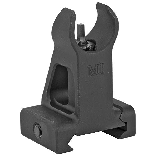 Midwest Industries Combat Fixed Front Sight HK, Black