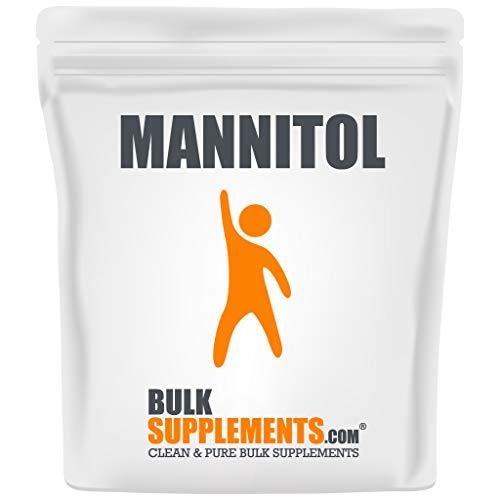 Bulksupplements Mannitol Powder (500 Grams)