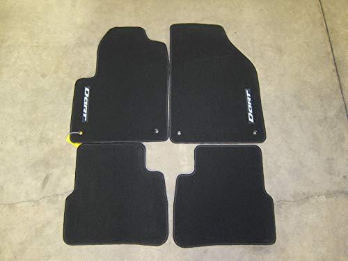 Mopar 2013-2016 Dodge Dart Front & Rear Black...