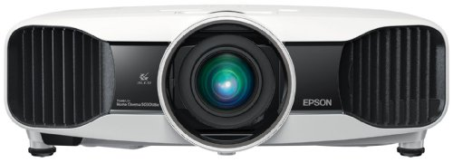 Epson Home Cinema 5030UBe 1080p 3D 3LCD Home Theater Projector