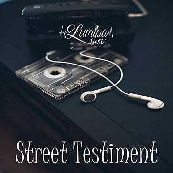 Street Testiment (Instrumental)