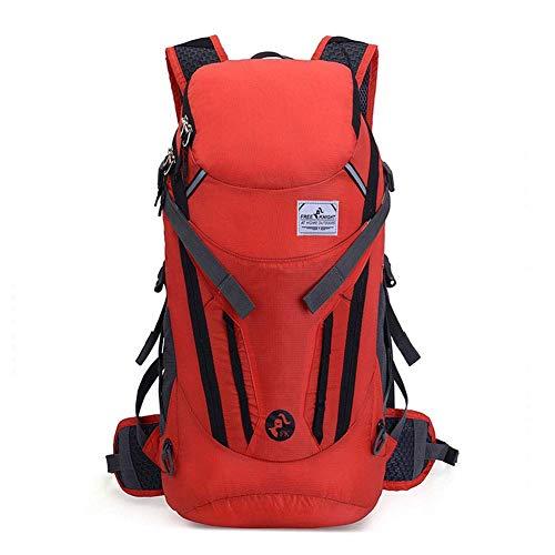 JNMDLAKO 25L Cycling Backpack Biking Rucksack Lightweight Packable Durable Travel Hiking Backpack Daypack Hydration Water Bag Men Women