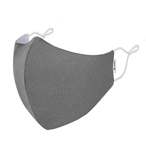 Mouth Masks,Voerou Unisex Adult Cotton Mouth Mask Washable Blend Ear Loop Face Mask,Reusable Fashion Anti Dust Windproof Face Mask for Men and Women for Outdoor