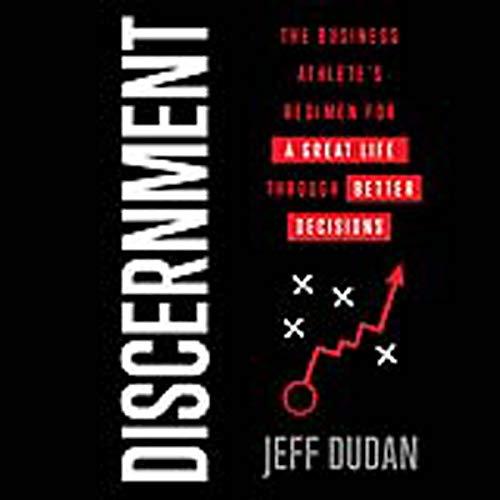 Discernment cover art