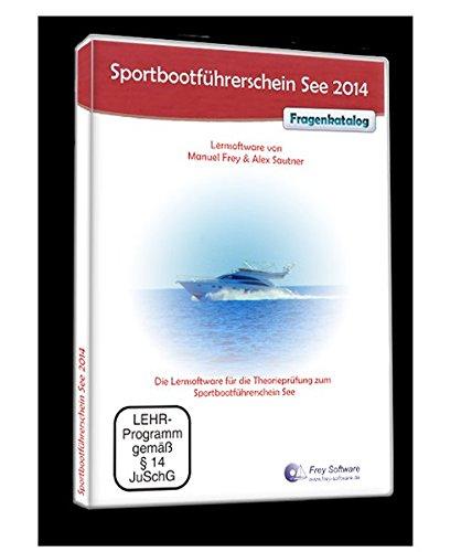Sportbootführerschein See 2014 ohne Audio - Fragenkatalog
