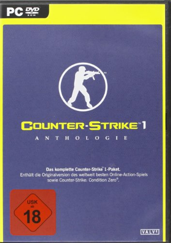 Counter-Strike Anthology (DVD-ROM)