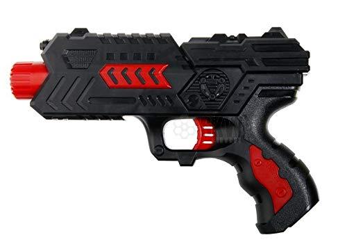 VALHALLA Pistola LANZADARDOS DE Espuma Ventosa Incluye