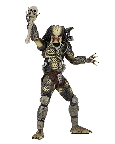 NECA Predator - 7' scale action figure - 30th anniversary Jungle Hunter Unmasked