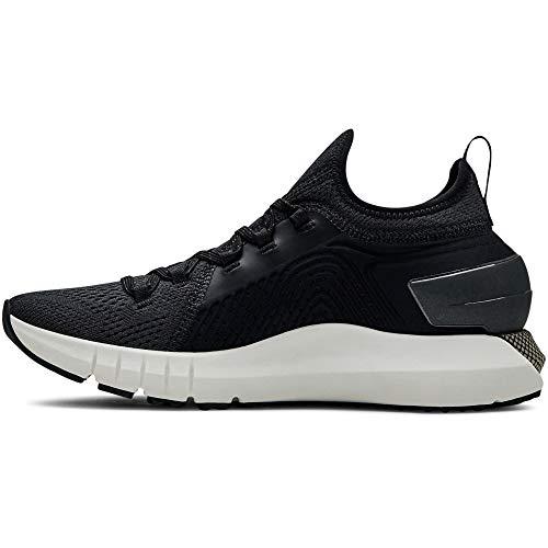 Under Armour Women's HOVR Phantom SE Running Shoe, Black (001)/Tetra Gray, 5