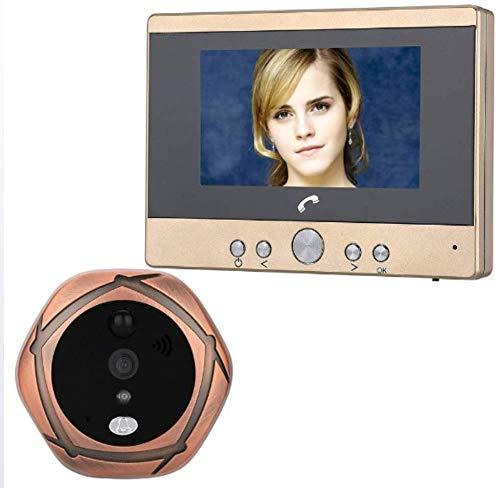 Lsmaa video-intercom-systemen, 4,3