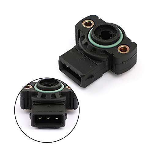 JINGDONG Jakedong TPS Sensor de posición del Acelerador Apto para Asiento Corrado Fit for Golf MK3 Passat Position Sensor Auto Parts