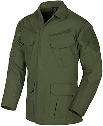 Helikon-Tex SFU Next T-shirt en polycoton Ripstop Vert olive