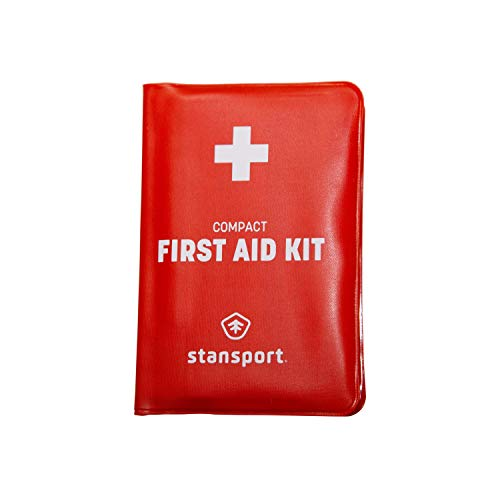 """Stansport """"Compact First Aid Kit"""