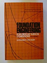 Foundation engineering for difficult subsoil conditions