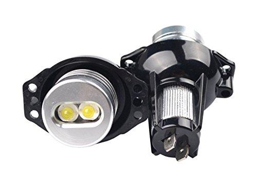 12W weiße Angel Eye Halo Ringmarkierungsscheinwerfer-Tageslicht-Glühlampe für E90 E91 3 Reihe