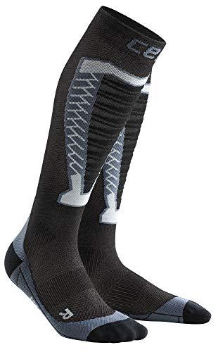 CEP Obstacle Run Socks für Damen   Mit Kompression für Erfolg beim Hindernislauf   anthrazit   Größe II